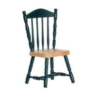 Dollhouse Spindle Chair- Choice of Finish - - Product Image