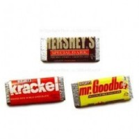 Dollhouse 3 pc Candy Bar Set - Product Image