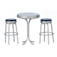 Dollhouse Tall Tables, Stools or Sets - Product Image