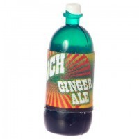 (**) Dollhouse 2 liter Bottle - Ginger Ale - Product Image