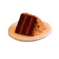 Dollhouse Single Slices of Cake - Product Image