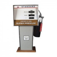 Dollhouse Retro Gas Pump - Product Image