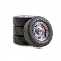 Dollhouse Tire & Rim Set - Product Image