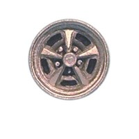 (*) Dollhouse Rim - Silver - Product Image