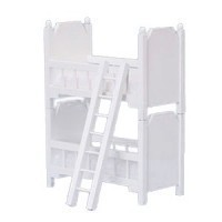 Dollhouse Crib Bunk Bed - Product Image