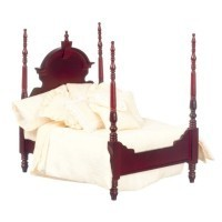 (§) Sale $12 Off - Dollhouse Sutter Street Bed - Product Image