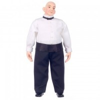 Porcelain Doll - Gary The Bouncer - Product Image