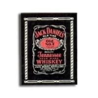 (§) Sale .50¢ Off - Dollhouse Jack Daniel's Poster - Product Image