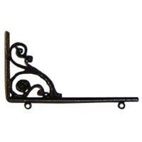 Dollhouse Black Sign Hanger - Product Image