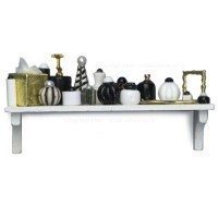 Dollhouse Long Perfume Shelf - Product Image