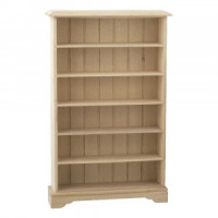 Dollhouse Unfinished Shelf Cabinet - Product Image