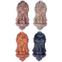 Dollhouse Shell Wall Fountain - Product Image