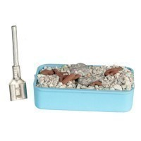 Dollhouse Litter Box and Scoop - Product Image