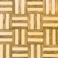 Dollhouse Parquet Flooring by Houseworks - Product Image