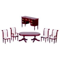 Dollhouse Dining Room - Product Image