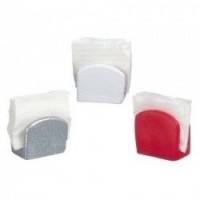(*) Dollhouse Napkin Holder (Assorted Colors) - Product Image