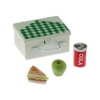 (*) Dollhouse Lunch Box Set - Product Image