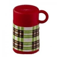 (**) Dollhouse School Lunch Thermos- Choice of Colors - - Product Image