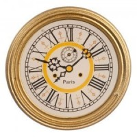 Dollhouse Wall Clock - Product Image