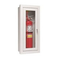 Dollhouse Fire Extinguisher Cabinet- Choice of Color - - Product Image