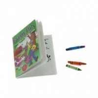 (*) Dollhouse Coloring Set - Product Image