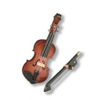 Dollhouse Violin by Reutter Porzellan - Product Image
