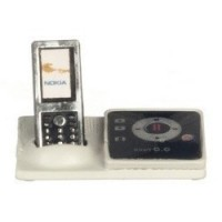 (*) Dollhouse Cordless Phone Set - Product Image