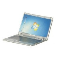 (**) Dollhouse Metal Pink or Silver Laptops - Product Image