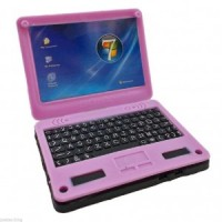 (*) Dollhouse Laptop Computers- Choice of Color - - Product Image