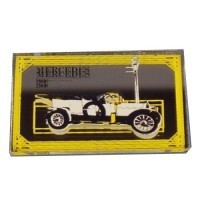 Dollhouse Auto Mercedes Mirror Sign - Product Image