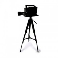Dollhouse Modern TV Camera - Product Image
