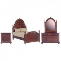 Dollhouse York Bedroom by Bespaq - Product Image