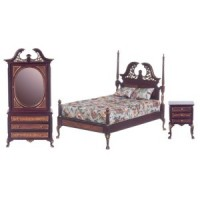 Dollhouse Harding Bedroom by Bespaq - Product Image