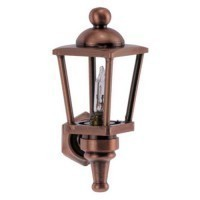 Dollhouse Carriage Lamp, Oil Rubbed Bronze - Product Image