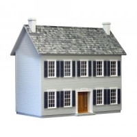 (*) Chateau de Champlain Dollhouse (Kit) - Product Image