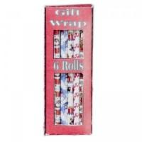 Dollhouse Christmas Wrap Box - Product Image