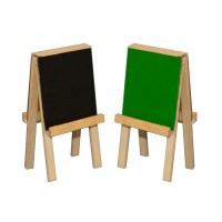 Green or Black Chalk Board / Cork Board - Product Image