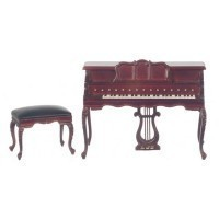 Dollhouse Chopin Piano by Bespaq - Product Image