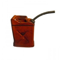 Dollhouse Old Jerry Gas Can - Product Image