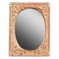 Dollhouse Small Gold Framed Mirror(Choice of Finishes)  - Product Image