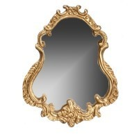 Dollhouse Pear Shaped Mirror - Product Image