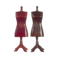 Dollhouse Wooden Mannequin - Product Image
