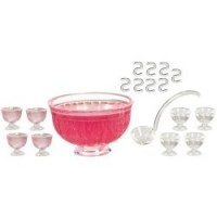 Dollhouse Pink Party Punch Set - Product Image