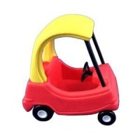 (*) Dollhouse Tykes Toy Car - Product Image