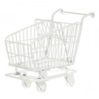 Dollhouse Shopping Cart - Product Image