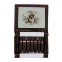 Dollhouse Filled Cigar Box - Product Image