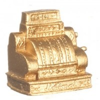 Dollhouse Miniature Cash Register - Product Image