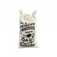 (**) Dollhouse Sack of Worcester Brand Salt - Product Image
