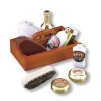 Dollhouse Shoe Shine Kit - Product Image