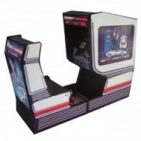 (**) Large Dollhouse Video Arcade Machine - Product Image